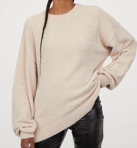 H & M Rib-knit chenille Sweater